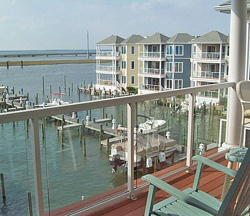 Chincoteague Island condo